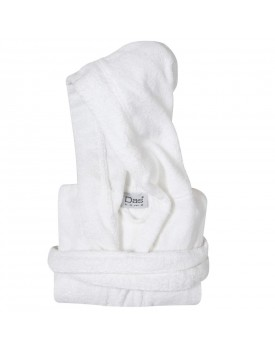Μπουρνούζι Με Κουκούλα Extra Large Casual Bathrobes Colours 1445 Cotton Das Home 1Τεμ