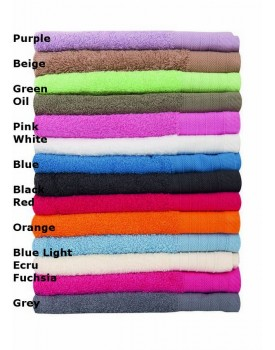 Πετσέτα Χεριών Bath Towels Pennie Solid Cotton Dim Collection (40x60) 1Τεμ
