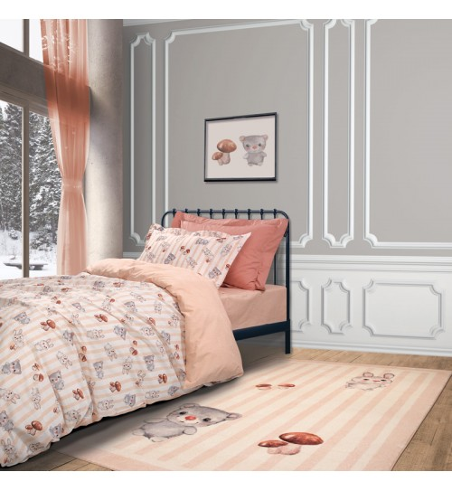 Χαλί Παιδικό Essential Junior Carpets 3006 Polo Club (150x200) 1Τεμ